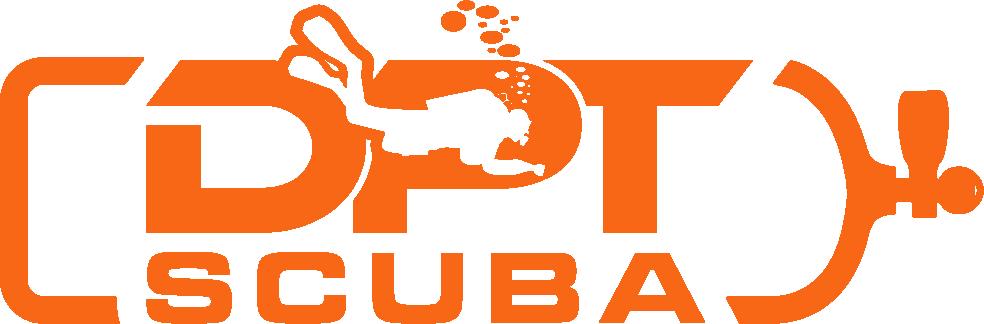 DPT Scuba Logo