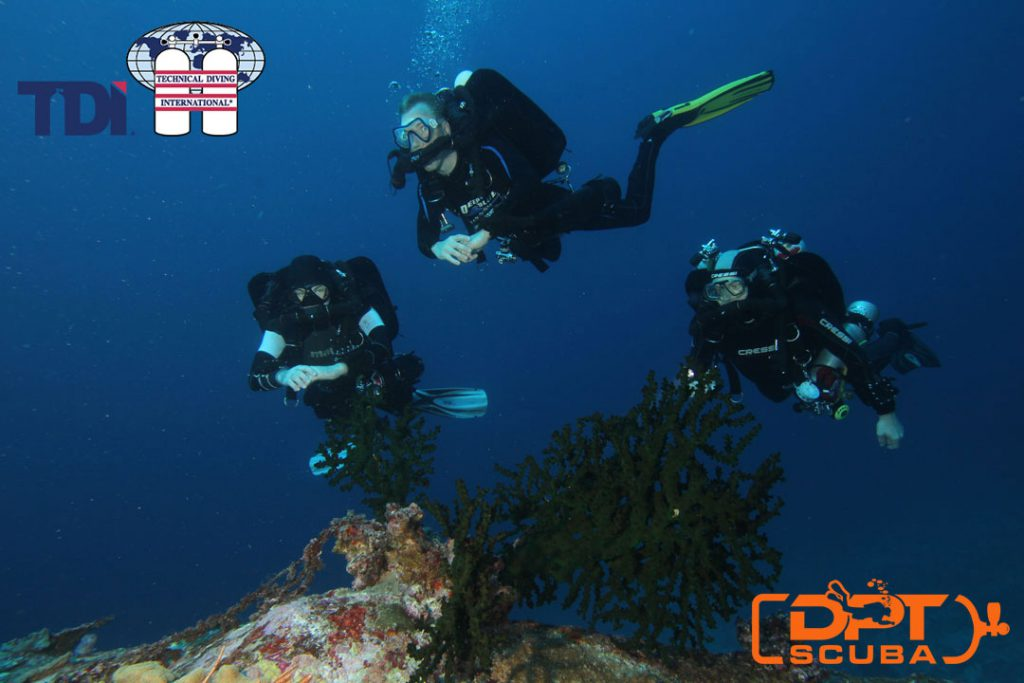 dptscuba JJ-CCR Similan Islands Thailand