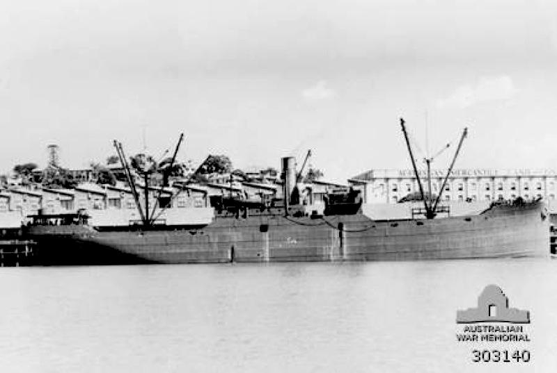 Coast Farmer ship wreck technical diving