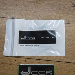 Service kit for the JJ-CCR rebreather DSV