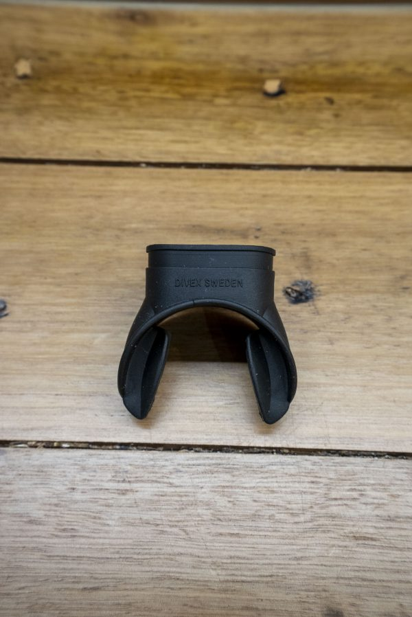 Replacement mouthpiece for the JJ-CCR rebreather